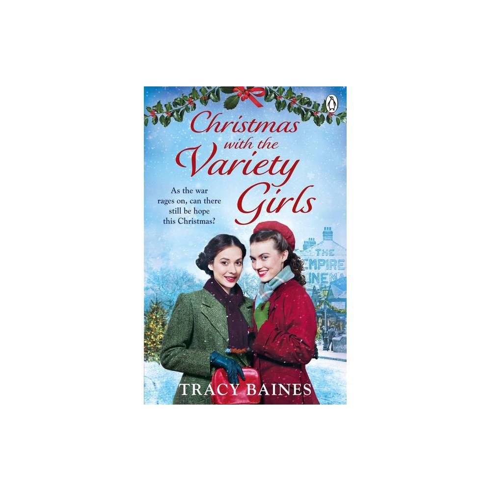 Christmas With The Variety Girls By Tracy Baines Paperback