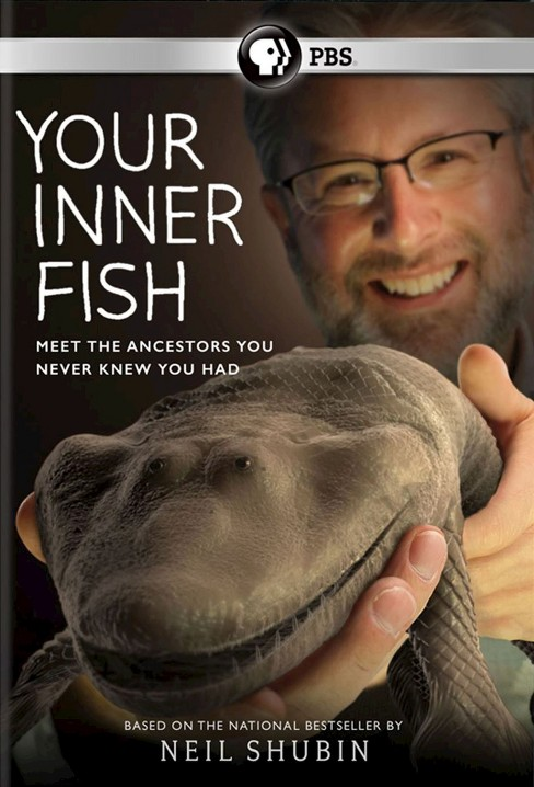 Your inner fish (DVD) - image 1 of 1