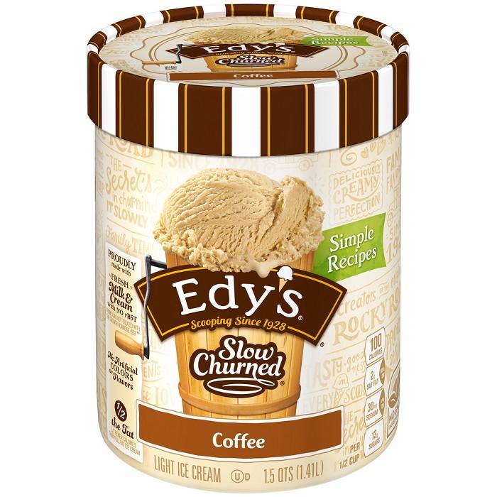 Edy's® Peanut Butter Cub Ice Cream - 48oz - image 1 of 6