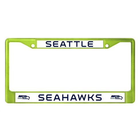 NFL Seattle Seahawks License Plate Frame : Target