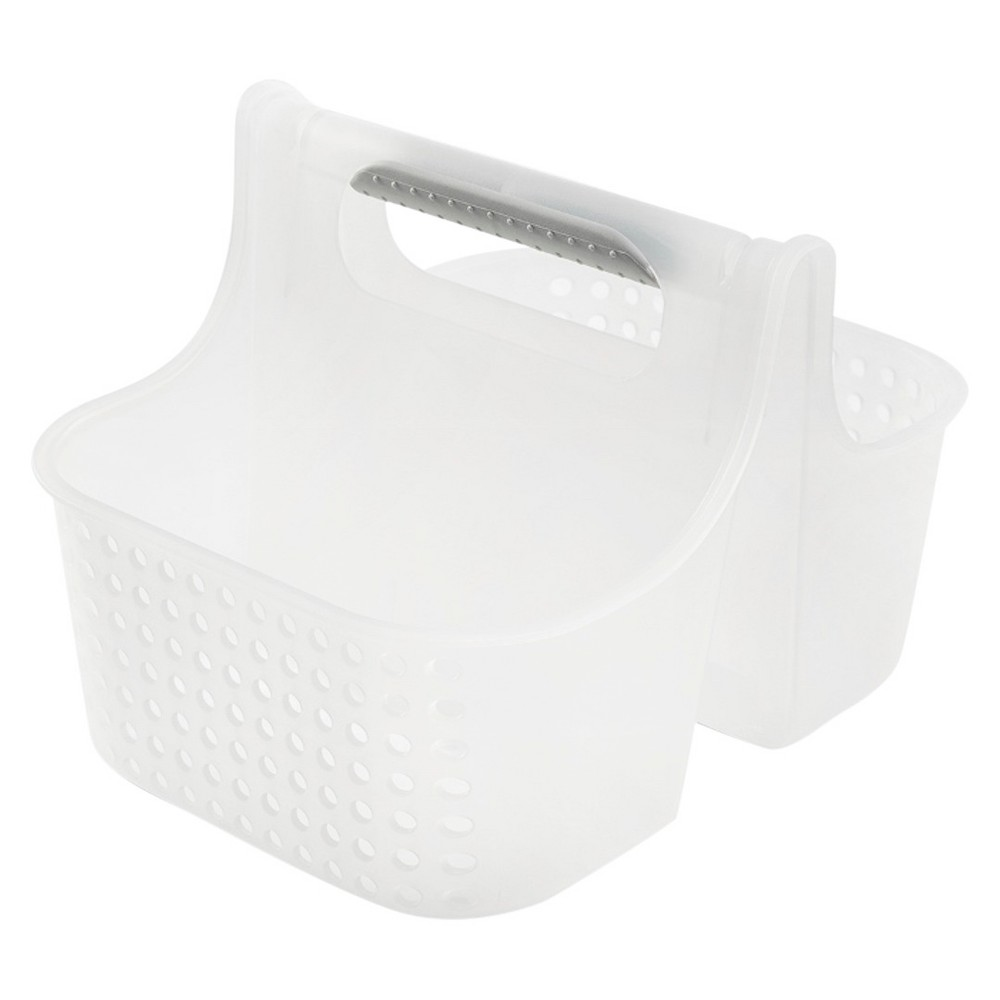 Bathroom Cleaning Caddy Gray - Madesmart