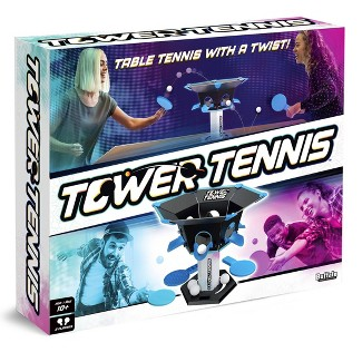 Buffalo Games Tower Tennis – Table Tennis With A Twist! : Target