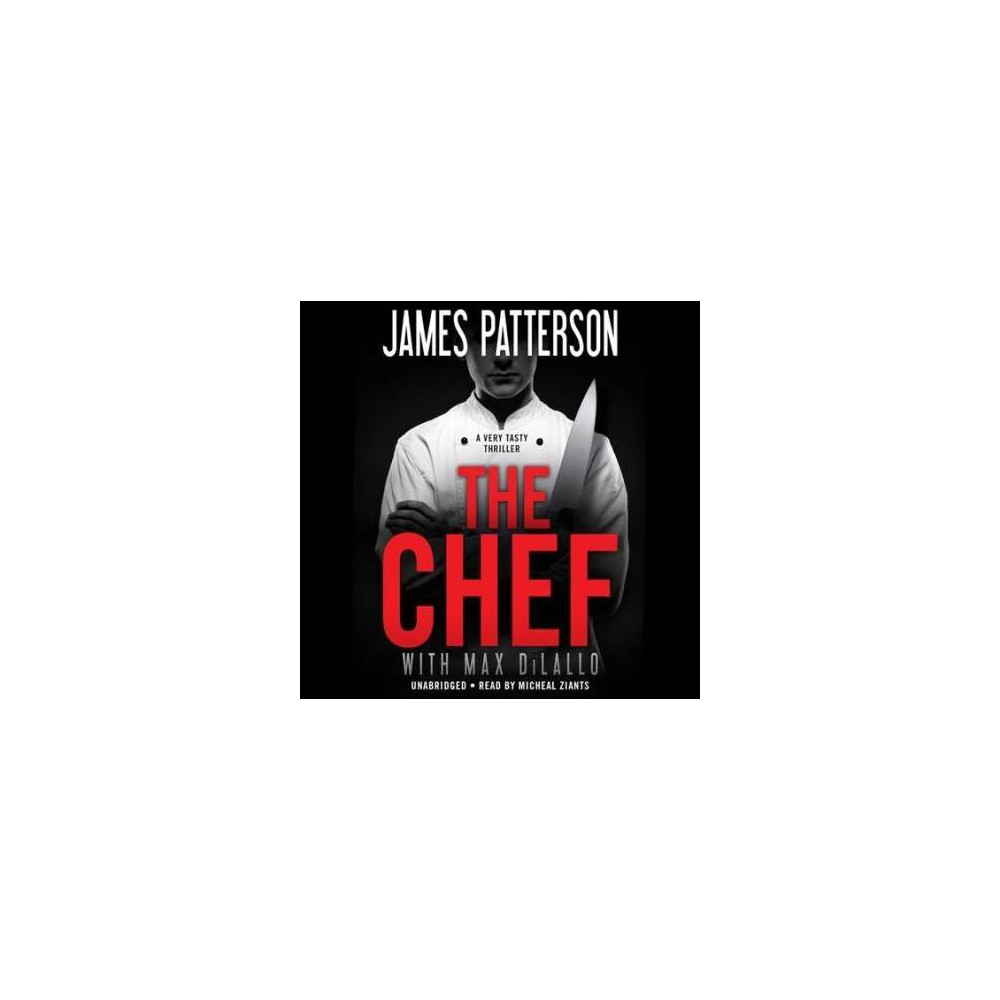 Chef : Library Edition - Unabridged by James Patterson (CD/Spoken Word)
