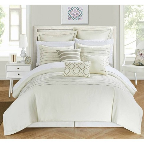 Chic Home Design Karlston Bed In A Bag Comforter Set - image 1 of 8