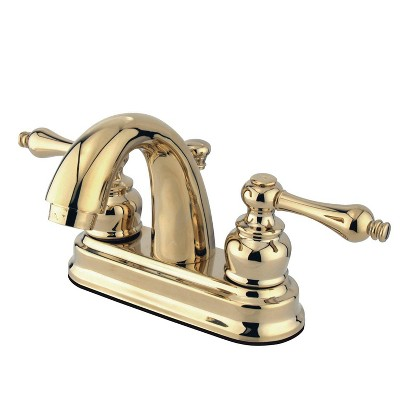 Restoration Classic Bathroom Faucet - Kingston Brass