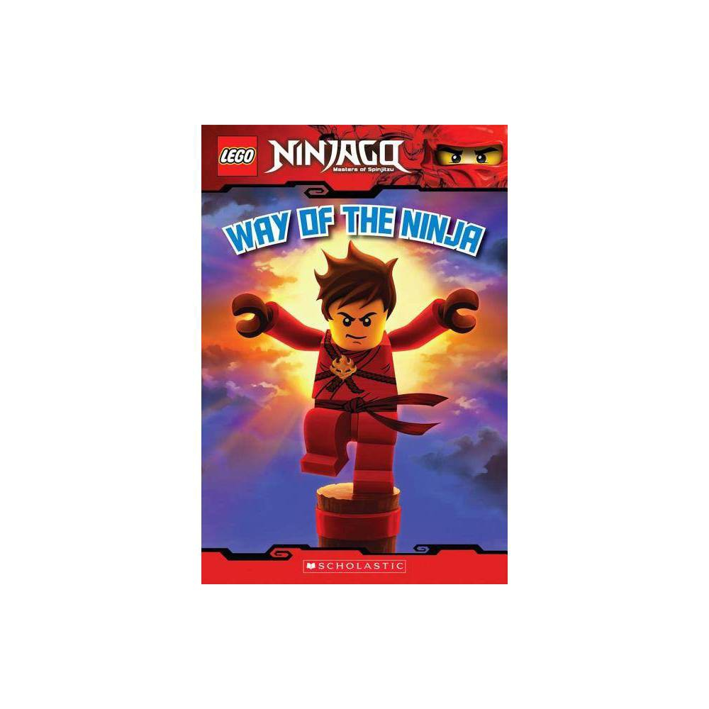 Way Of The Ninja Lego Ninjago Reader By Greg Farshtey Paperback