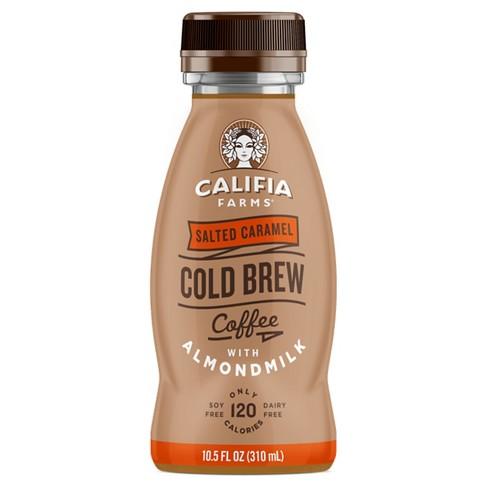 Califia Farms Salted Caramel Coffee - 10.5 fl oz - image 1 of 3