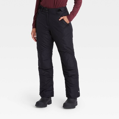 Women's Snow Pants - All in Motion™ Black