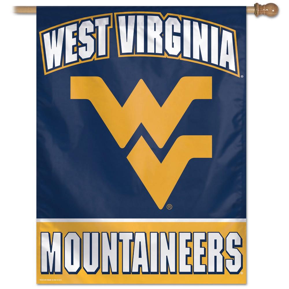 NCAA West Virginia Mountaineers Wall Sign