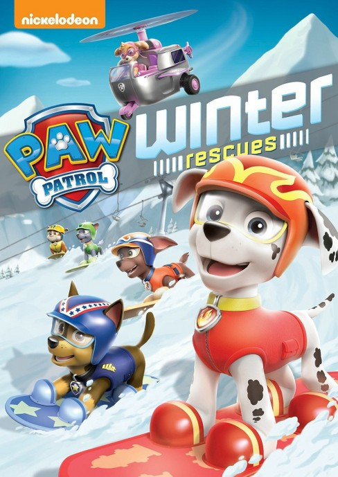 PAW Patrol: Winter Rescues - image 1 of 1