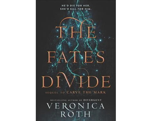 Fates Divide -  (Carve the Mark)  Book 2 by Veronica Roth (Hardcover) - image 1 of 1