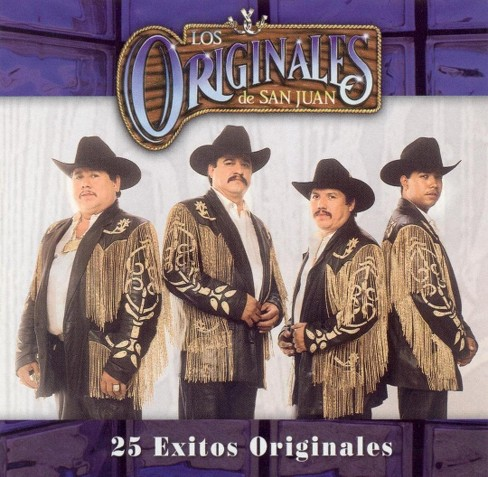 25 Exitos Originales - image 1 of 1