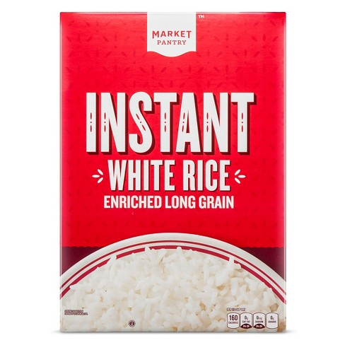 Instant Rice - 42oz - Market Pantry™ : Target