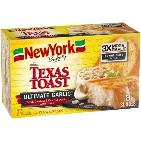 New York Bakery Ultimate Garlic Texas Toast - 11.25oz - image 1 of 3