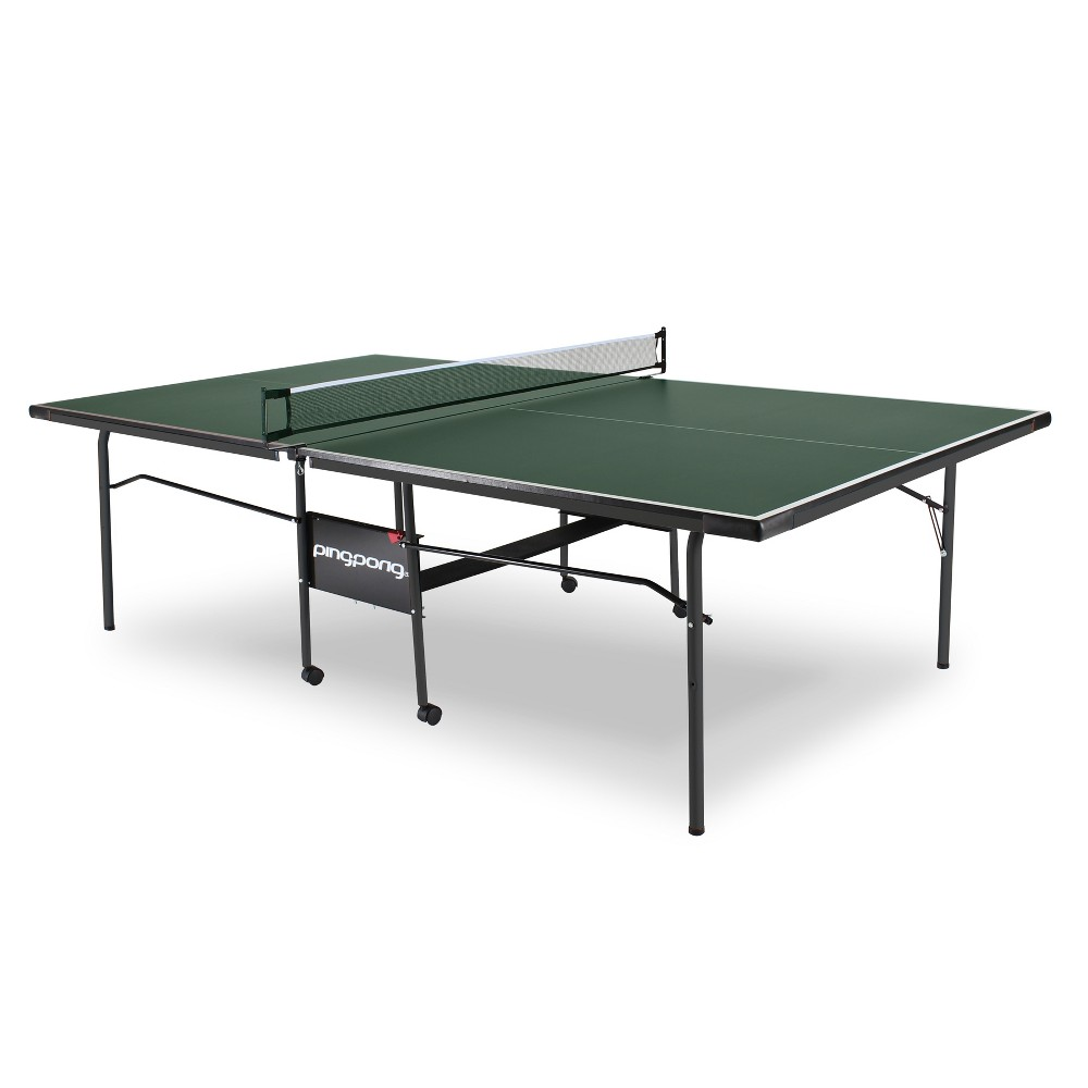 Ping Pong Fury Indoor Table Tennis Table, Blue