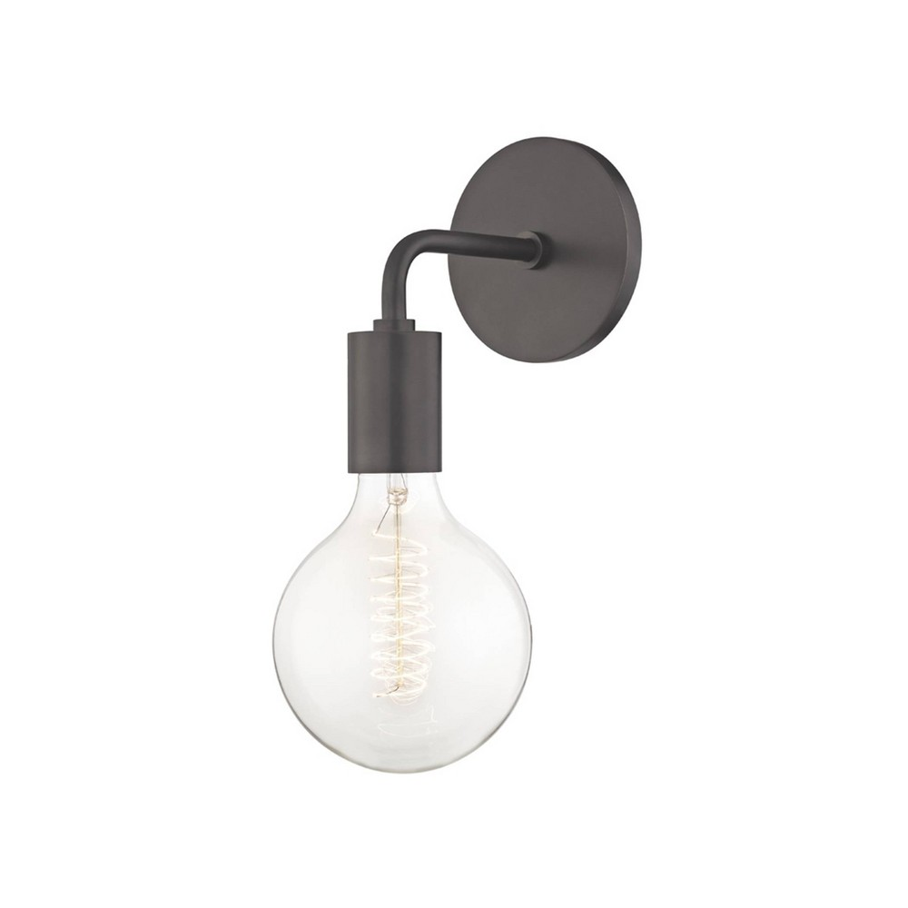 1 Style B Ava Light Wall Sconce Bronze (Includes Energy Efficient Light Bulb) - Mitzi by Hudson Valley Lighting Reviews