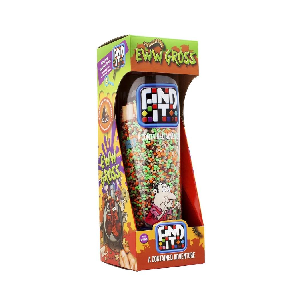 Find It Eww Gross Hidden Object Game