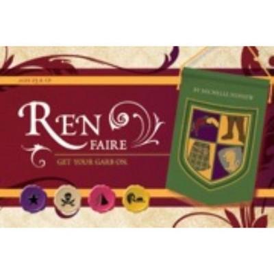 Ren Faire Board Game