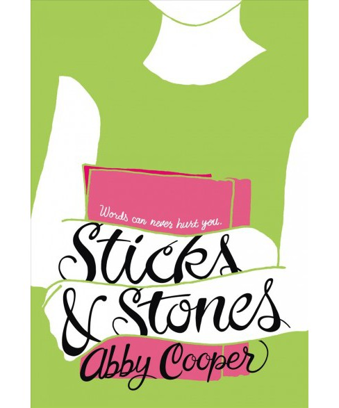 Sticks & Stones (Reprint) (Paperback) (Abby Cooper) - image 1 of 1