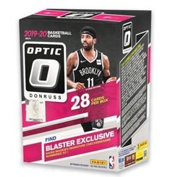 NBA Optics Basketball Trading Card Blaster Box