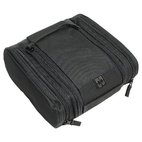 feda29bd9d Men s Double Zip Travel Bag - Black   Target