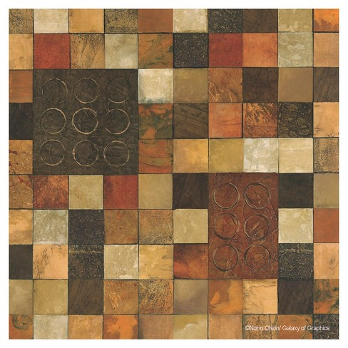 Thirstystone Checker Variation Occasions Trivet - image 1 of 1