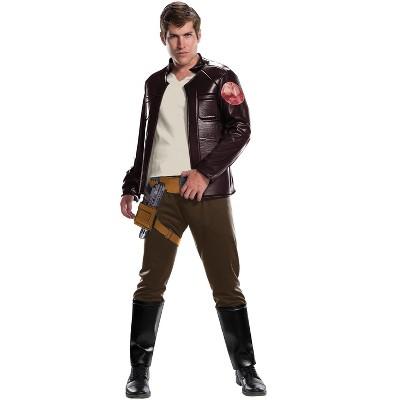 Star Wars SW VIII Deluxe Poe Dameron Adult Costume