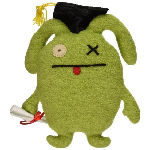 "Enesco Ugly Dolls Graduation 7"" Plush: Ox - image 1 of 1"