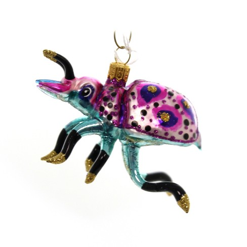 "Morawski 2.25"" Pink Bug Antenna Insect - image 1 of 2"