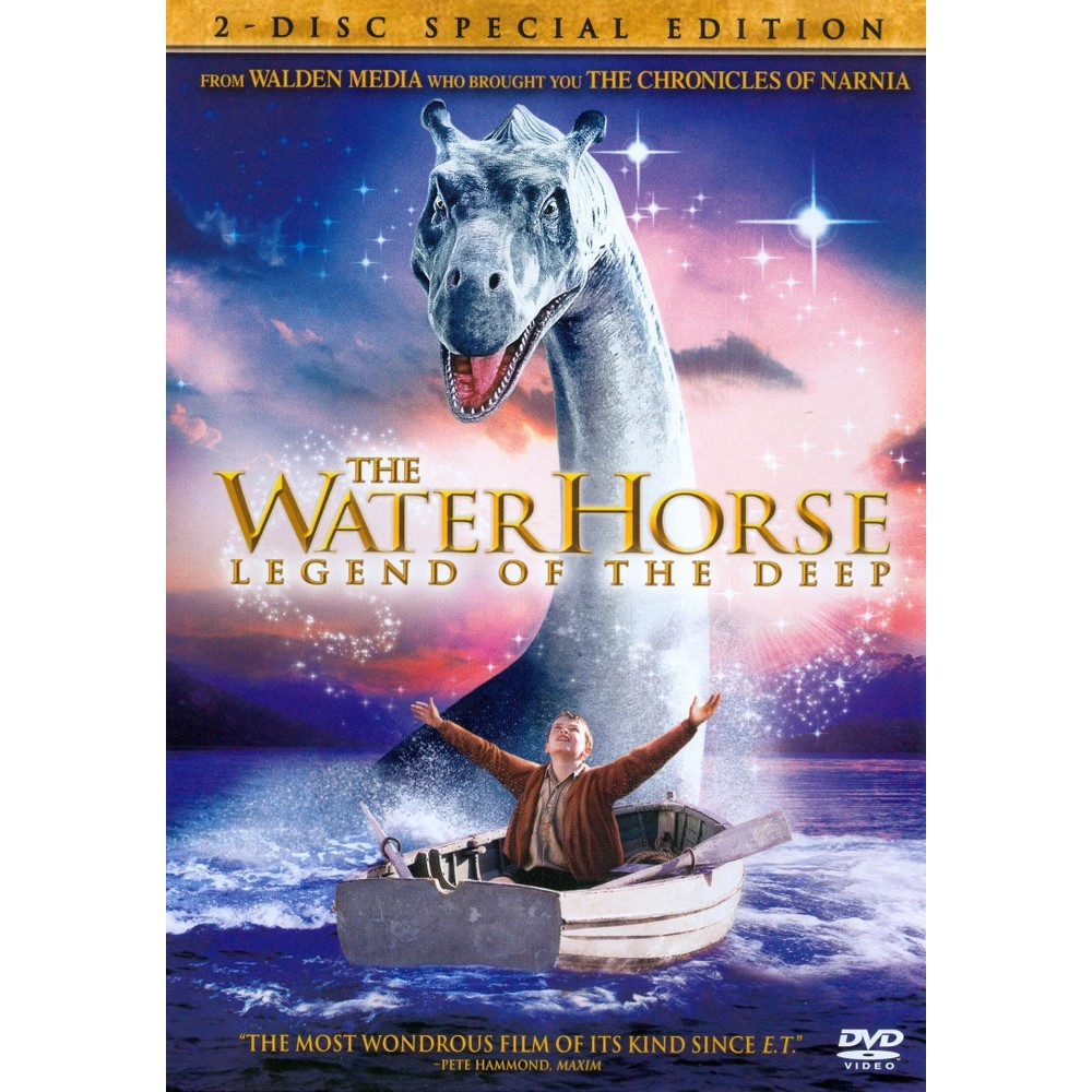 The Water Horse: Legend of the Deep (Special Edition) (2 Discs) (dvd_video)