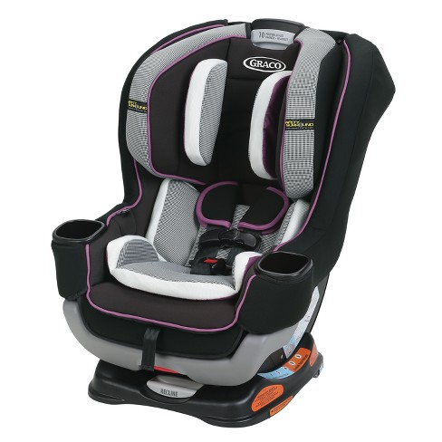 Graco Extend2Fit Convertible Car Seat with Safety Surround - image 1 of 10