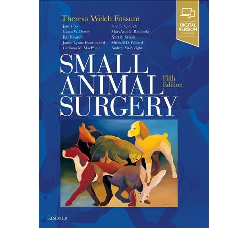 Small Animal Surgery -  5 HAR/PSC by Ph.d.  Theresa Welch Fossum (Hardcover) - image 1 of 1