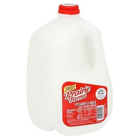 Prairie Farms Vitamin D Milk - 1gal - image 1 of 1