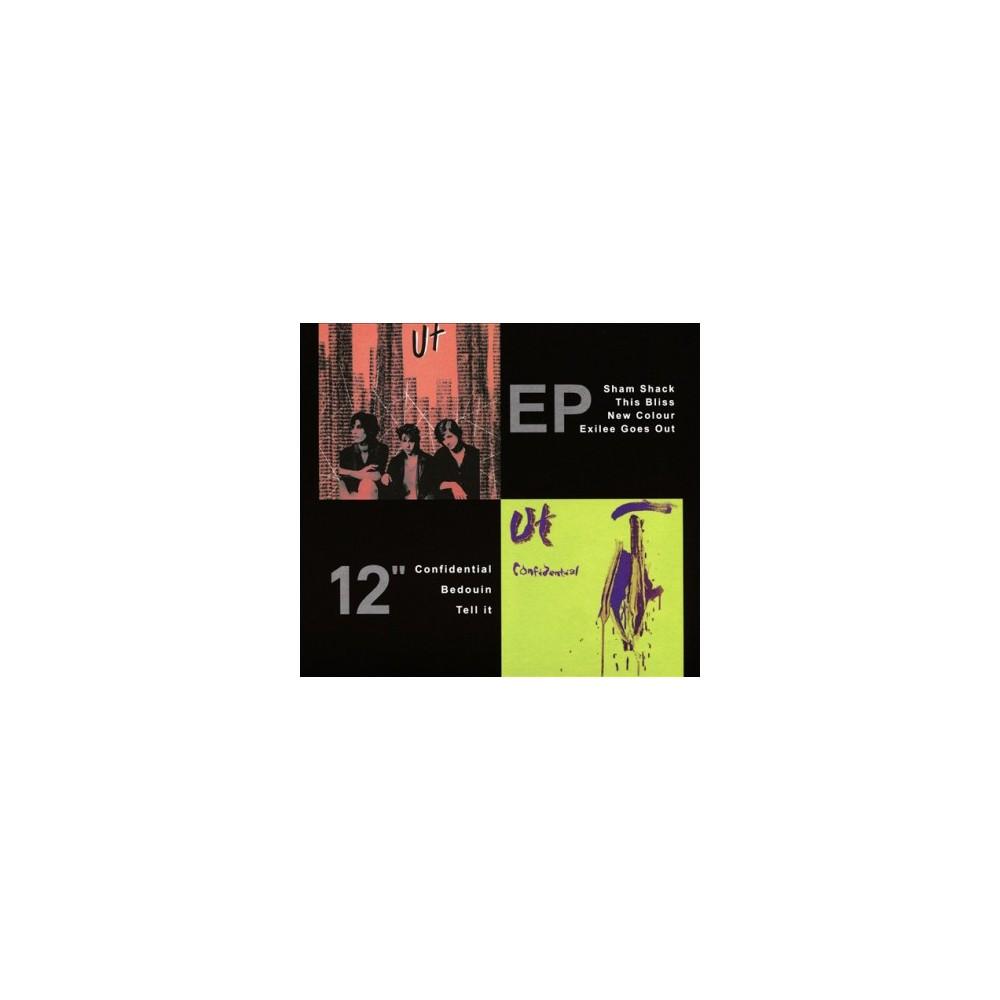 Ut - Confidential (CD), Pop Music