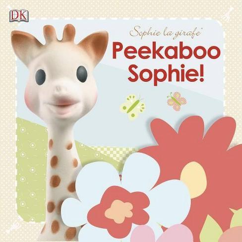 Sophie La Girafe: Peekaboo Sophie! - (Board_book) - image 1 of 1
