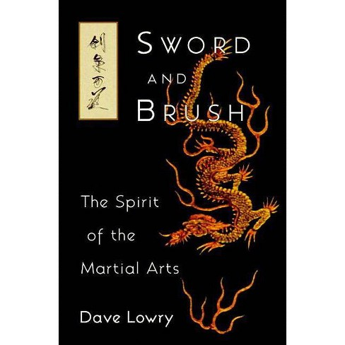 Sword and Brush - by  Dave Lowry (Paperback) - image 1 of 1