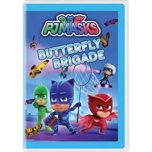 Pj Masks Butterfly Brigade Dvd Target