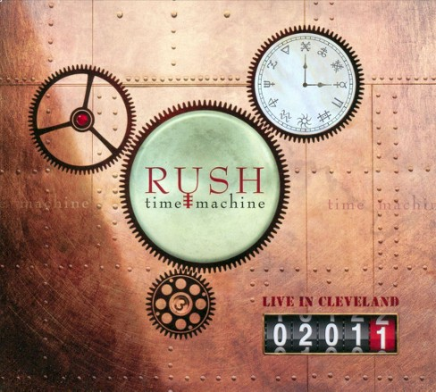 Rush - Time machine 2011:Live in cleveland (CD) - image 1 of 1