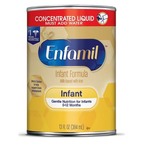 Enfamil Premium Infant Formula Concentrated Liquid - 13 fl oz - image 1 of 3
