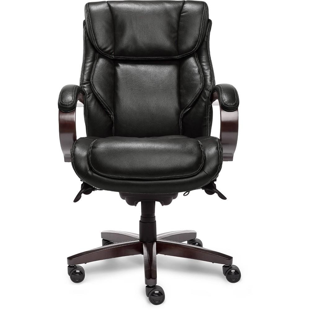 Image of Bellamy Executive Office Chair Black - La-Z-Boy