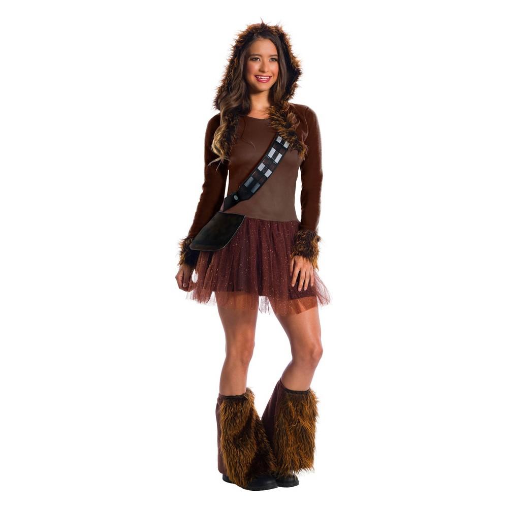 Star Wars Women's Classic Chewbacca Halloween Costume - S, Multicolored