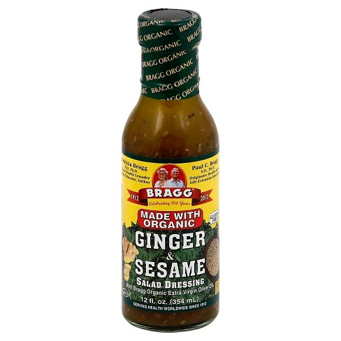 Bragg Ginger & Sesame Salad Dressing - 12oz - image 1 of 1