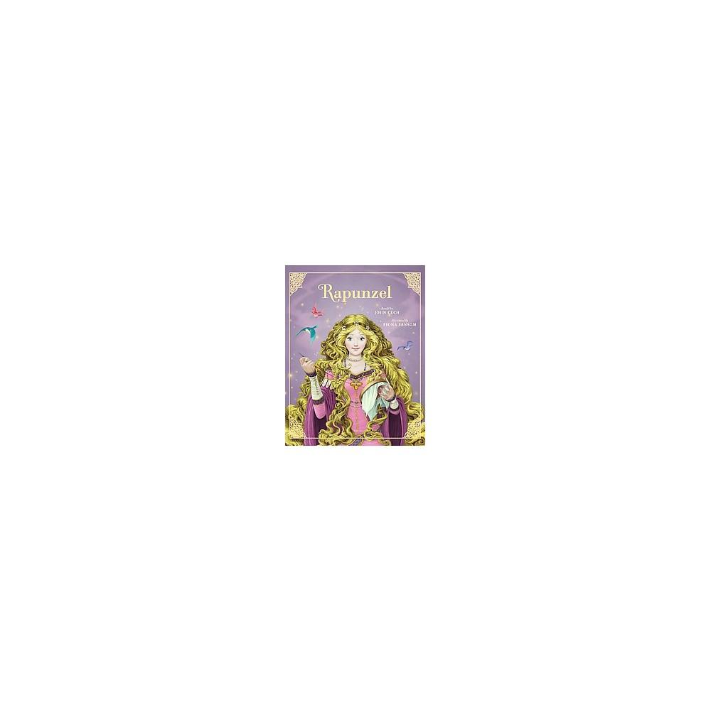 Rapunzel (Reprint) (Paperback)