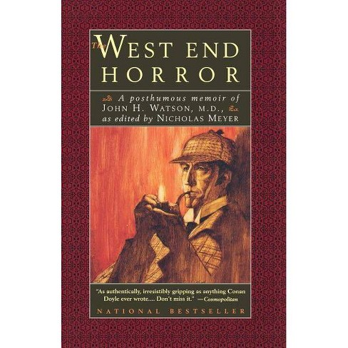 The West End Horror - (The Journals of John H. Watson, M.D.) (Paperback) - image 1 of 1