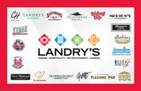 Landry's $50 (Email Delivery) - image 1 of 1