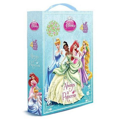 Disney Princess: Always a Princess Boxed Set - by Andrea Posner-Sanchez (Board_book)