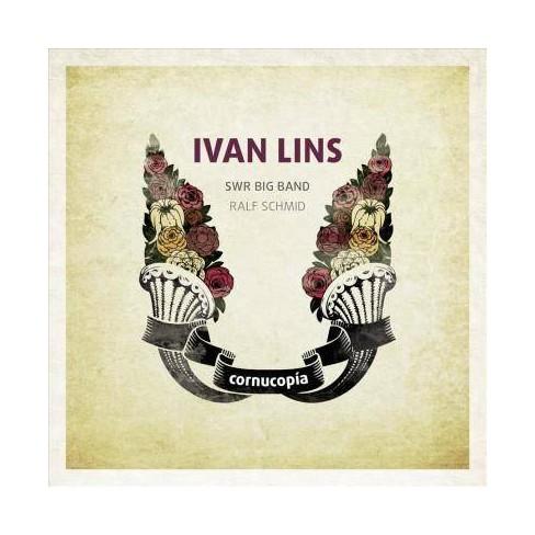 Ivan Lins - Cornucopia (CD) - image 1 of 1
