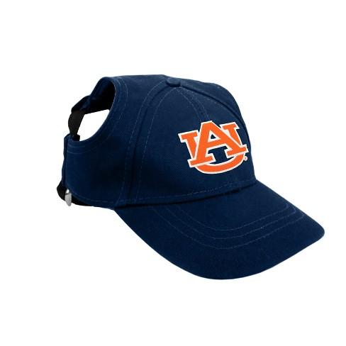 0ae6e5689a8 Auburn Tigers Little Earth Pet Baseball Hat - L   Target