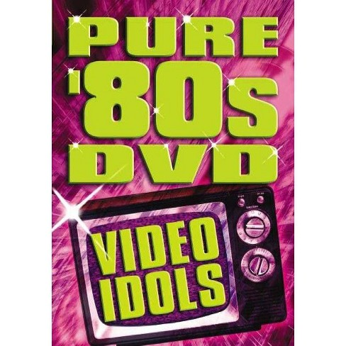 Pure 80s Dvd: Video Idols (DVD) - image 1 of 1