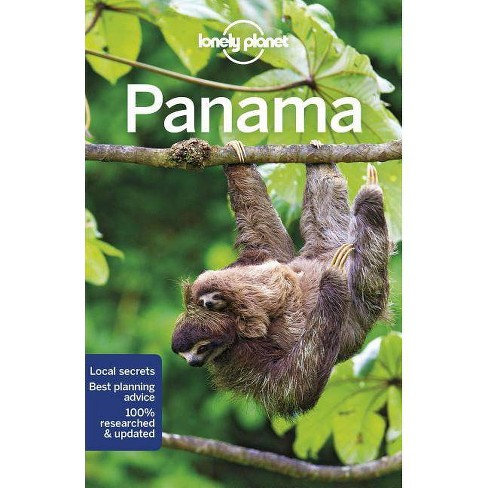 Lonely Planet Panama - (Country Guide) 8 Edition by  Steve Fallon & Regis St Louis & Carolyn McCarthy - image 1 of 1